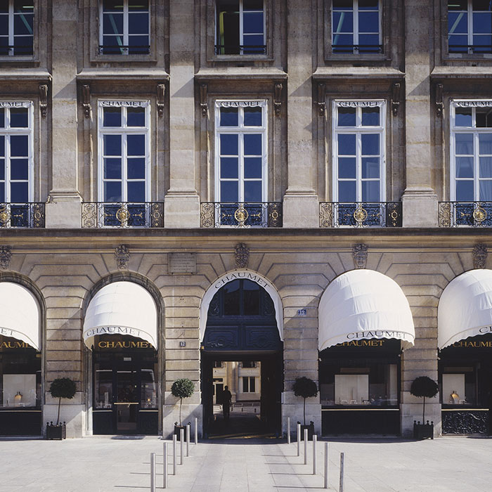 Chaumet And Its Temporary Museum The French Jewelry Post