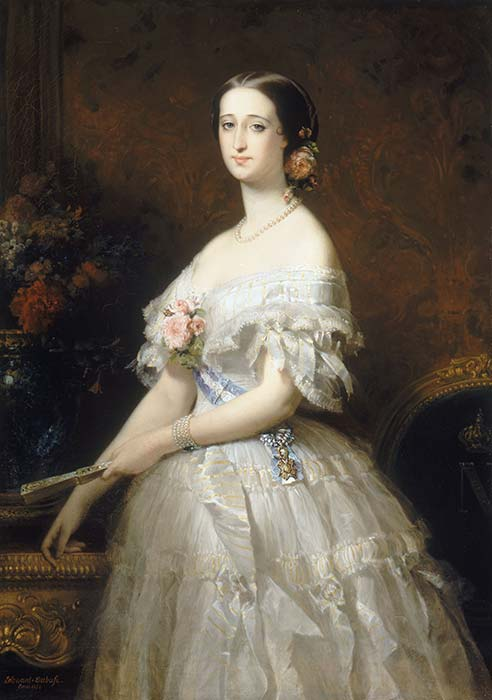 Eugenie Empress Of Jewels The French Jewelry Post By