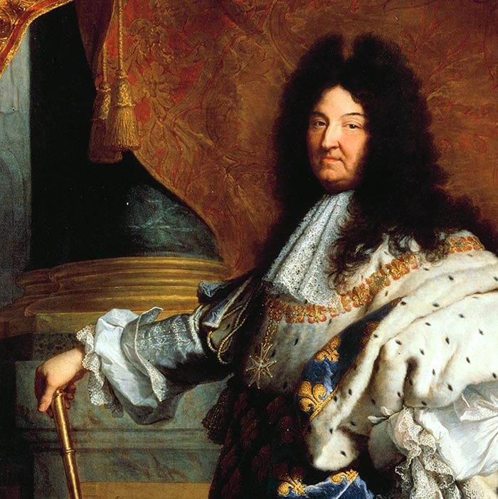"""India Vs Australia >> Louis XIV, the """"inventor"""" of French high jewelry - The"""