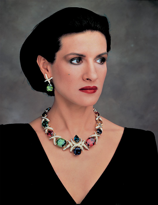 Paloma Picasso 35 Years At Tiffany Amp Co The French