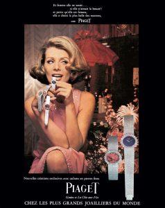 Piaget - Publicité 1957