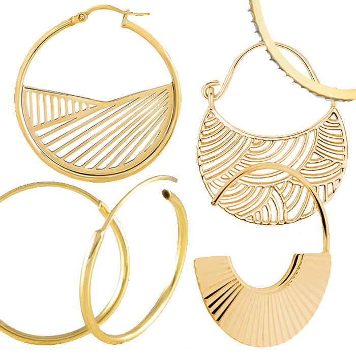 Ou trouver des creoles histoire dor the french jewelry post by sandrine merle for Ou trouver des tuiles