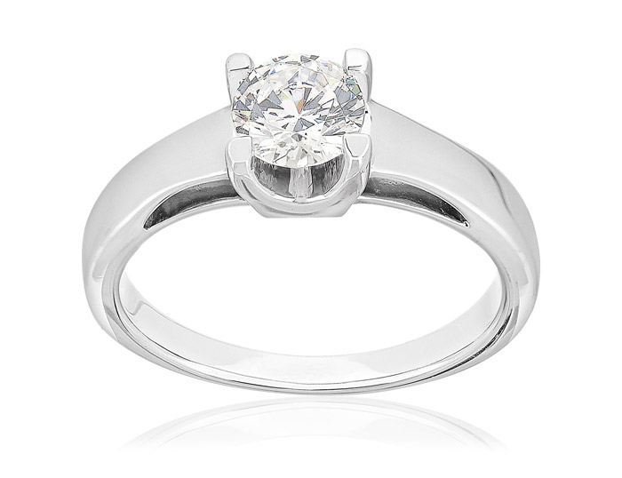 meilleur site web 328d3 8c3dd maty-solitaire-diamant-synthese- The French Jewelry Post by ...