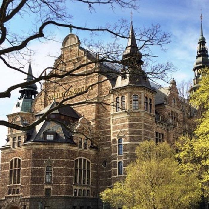 Musée Nordiskaa de Stockholm